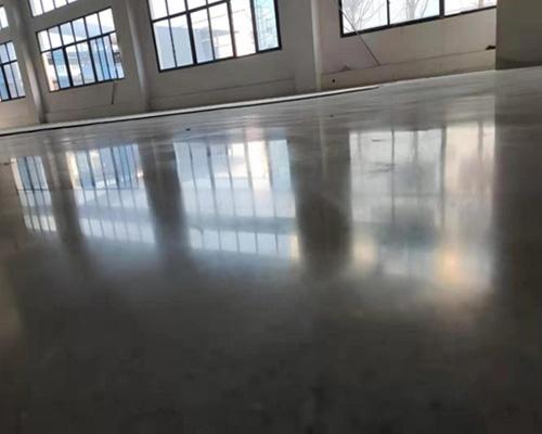 绵阳积家工业园区固化剂地坪