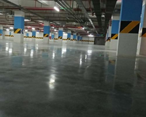 贵阳混凝土渗透固化剂地坪