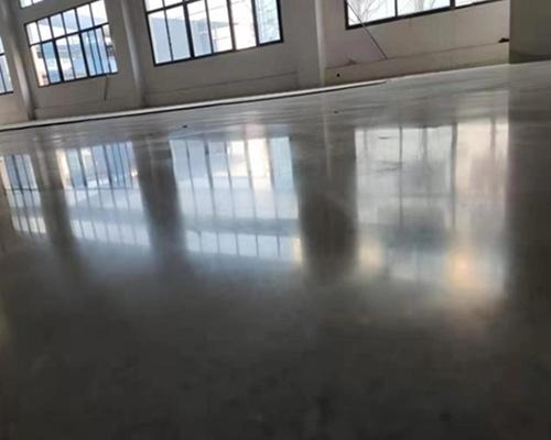 金刚砂固化剂地坪